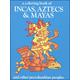 Coloring Book of Incas, Aztecs, and Mayans