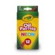 Crayola Neon Oil Pastels (12 count)