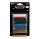 Fine Glitter Flip Top Bottle - Basic Colors