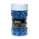 Glitter Shaker Top Jar - Royal Blue (4oz/76 grams)