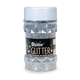 Glitter Shaker Top Jar - Silver (4oz/76 grams)