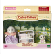Patty and Paden's Double Stroller Set (Calico Critters)
