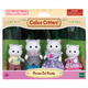 Persian Cat Family (Calico Critters)
