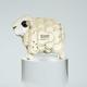 Eugy 3D Sheep Dodoland Model