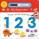 Trace, Write, and Learn 123 Board Book (Alphaprints)