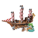 Pirate Ship 3-D Puzzle & Ship in One