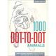1000 Dot-to-Dot Animals