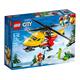 LEGO City Great Ambulance Helicopter (60179)