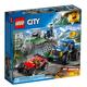 LEGO City Police Dirt Road Pursuit (60172)