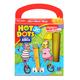 Hot Dots Jr. Highlights On-The-Go! Learn My ABC's Set