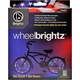 Wheel Brightz Bike Tire Lights - Patriotic (Red/White/Blue)