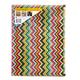 Bold Basics Zip 'N go Reusable Envelopes, Assorted 3 pack