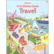 First Sticker Book - Travel