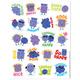 Grape Scented Stickers