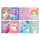 Mini Pocket Pal Journals - Unique Unicorns (Set/8)