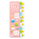Note Pals Sticky Tabs - Blushing Birdies