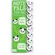 Note Pals Sticky Tabs - Playful Pandas