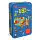 Scholastic USA Game Tin
