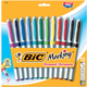 BIC Marking Permanent Marker Fashion Colors - Ultra Fine Point (12 pack)