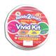 Jumbo Washable Stamp Pad - Vivid Kit (Ready 2 Learn Stamp Pad)