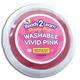 Jumbo Washable Stamp Pad - Vivid Pink (Ready 2 Learn Stamp Pad)