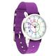 EasyRead Time Teacher Rainbow Past & To Watch - Purple Strap
