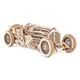 Ugears 3D Wooden Mechanical Model Grand Prix Car