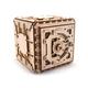 Ugears 3D Wooden Mechanical Model Safe