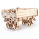 Ugears 3D Wooden Mechanical Model Trailer for Tractor