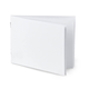 White Blank Books (4.25