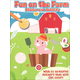 Fun on the Farm Sticker and Activity