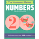 Numbers Preschool Activity Book (Montessori Method)