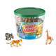 Jungle Animal Counters Set of 60