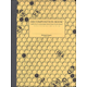 Honeycomb Decomposition Book College-Ruled