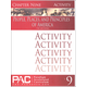 People Places & Principles of America Chapter 9 Activities (Year 2)