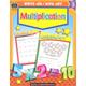 Write-On/Wipe-Off Multiplication
