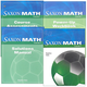 Saxon Math Course 1 Homeschool Kit