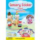 Sensory Sticker Playset - Sweetsville