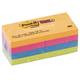 Post-It Super Sticky Full Adhesive Notes - Bright Colors (2