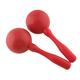 Red Plastic Maracas (3