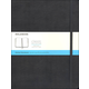 Classic Black Hardcover X-Large Notebook - Dotted