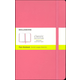 Classic Daisy Pink Hardcover Large Notebook - Plain