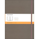 Classic Earth Brown Hardcover X-Large Notebook - Ruled