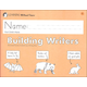 Building Writers Student Workbook A