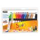 Skrib Gouache Paint Markers - Rainbow (set of 12)