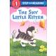 Shy Little Kitten (Step into Reading Level 1)