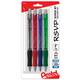 R.S.V.P. Super RT Ballpoint Pen - 4 pack (black, red, blue, green)