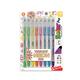 Solar Pop Neon Gel Pen - 8 pack (assorted colors)
