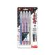 Sparkle Pop Metallic Gel Pen - 4 pack (blue-green/pink-light pink/violet-blue/gold-light gold)