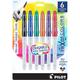Frixion Colors Bold Point Marker Pens-Black/Blue/Green/Orange/Purple/Red